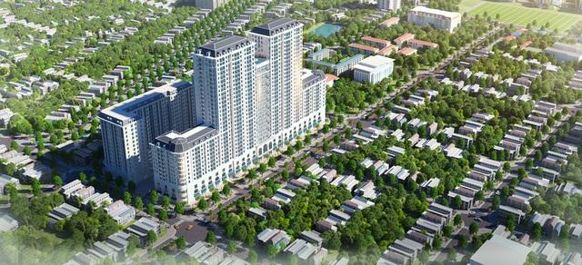 Thanh tra điểm mặt hàng loạt sai phạm tại các khu đô thị, dự án bất động sản tại Thái Bình - 1
