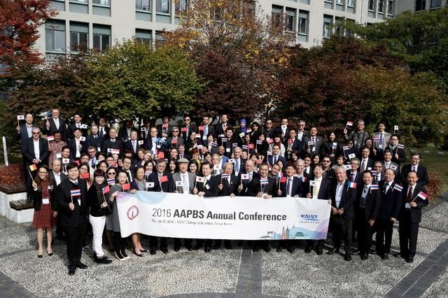 CFVG đăng cai tổ chức hội thảo khoa học AAPBS 2019 - 1