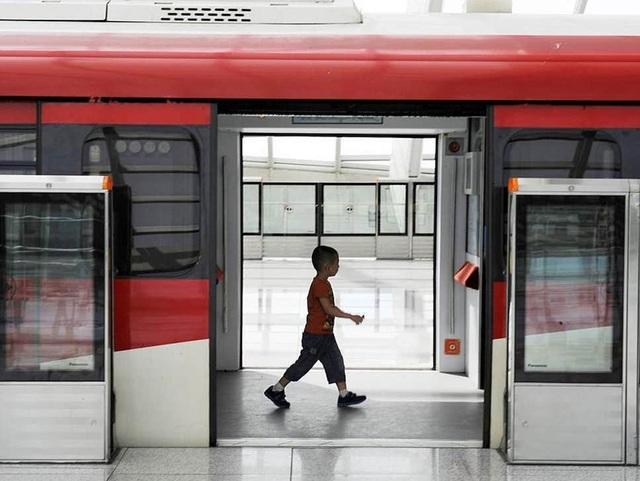 Trung Quốc: Đi tàu điện ngầm miễn phí khi đăng ký nhận diện khuôn mặt - 1