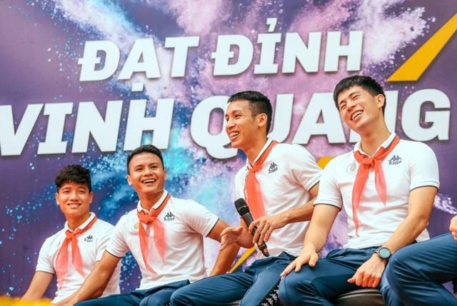 Cơ hội đặc biệt đồng hành cùng đội tuyển Việt Nam tại Vòng loại World Cup 2022 - 1