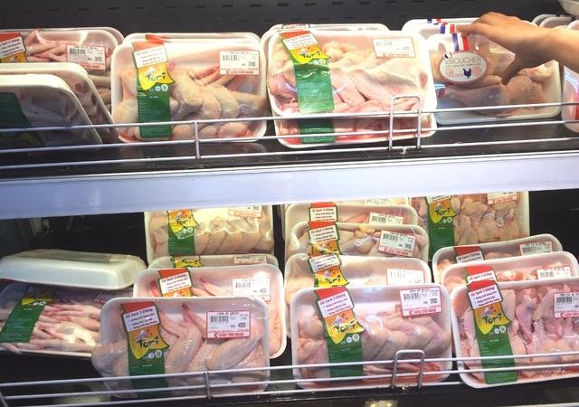 1 kg thịt gà giá bằng một bó rau: Cần phải cân đối lượng gà ngoại nhập? - 5