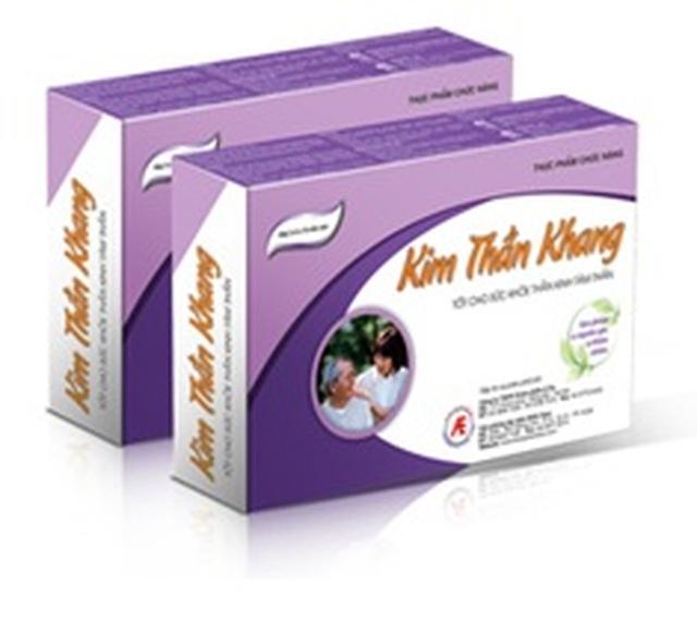 Thực phẩm bảo vệ sức khỏe Kim Thần Khang - Bước đột phá cho người rối loạn thần kinh thực vật - 4
