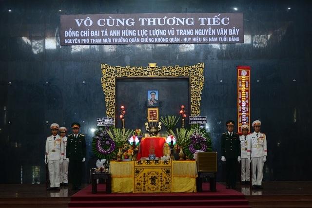 """Phi công huyền thoại Nguyễn Văn Bảy: """"Thơm ngát như hương sen Đồng Tháp Mười"""" - 6"""