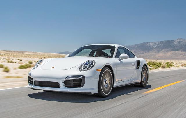 Porsche 911 phiên bản 2015