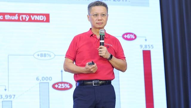 """Tổng Giám đốc Techcombank Nguyễn Lê Quốc Anh: Thành công là """"trái ngọt"""" từ hành trình chuyển đổi mạnh mẽ - 2"""