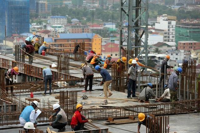 Thành phố Campuchia đặt cược tương lai vào tay Trung Quốc - 1
