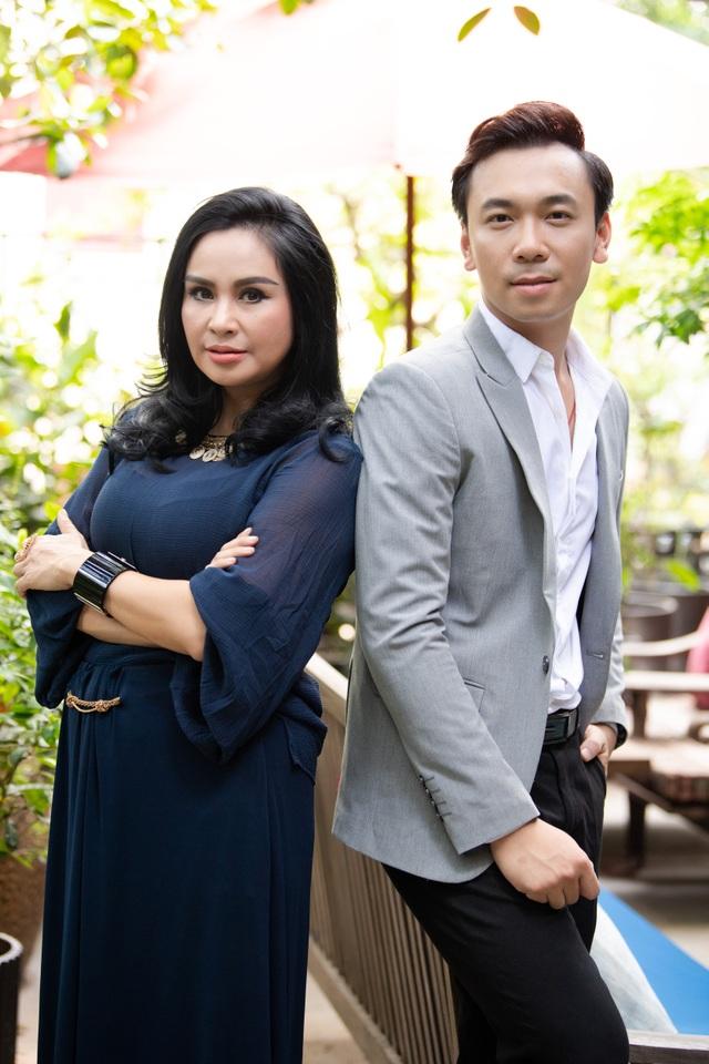 """Diva Thanh Lam: """"Ở lứa tuổi này, tôi không thể yêu """"mù lòa"""" như lúc trẻ - 1"""