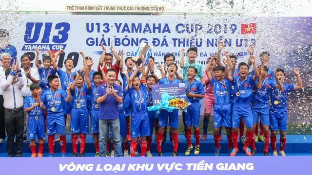 Lộ diện đội bóng cuối cùng đến từ Tiền Giang tranh Cup Yamaha 2019 - 6