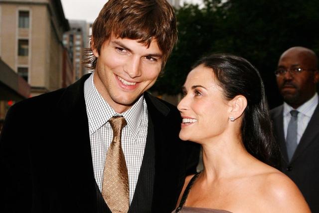 Demi Moore tiết lộ từng bị mất đứa con với Ashton Kutcher - 1