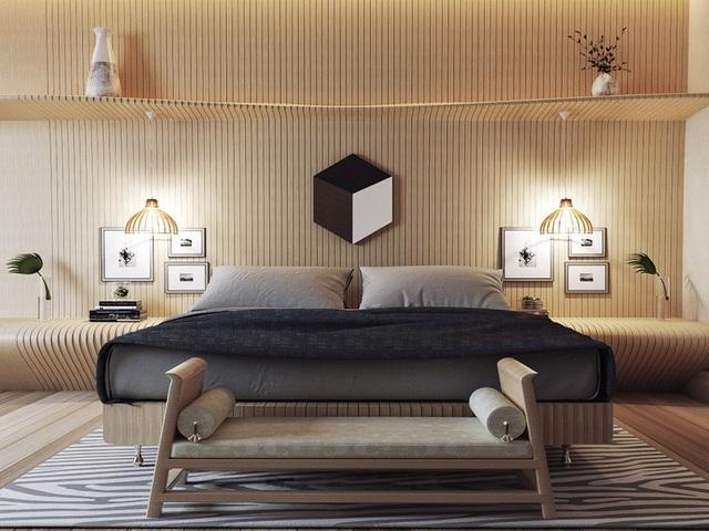 Mẫu phòng ngủ đẹp phù hợp mọi xu hướng thiết kế - 1