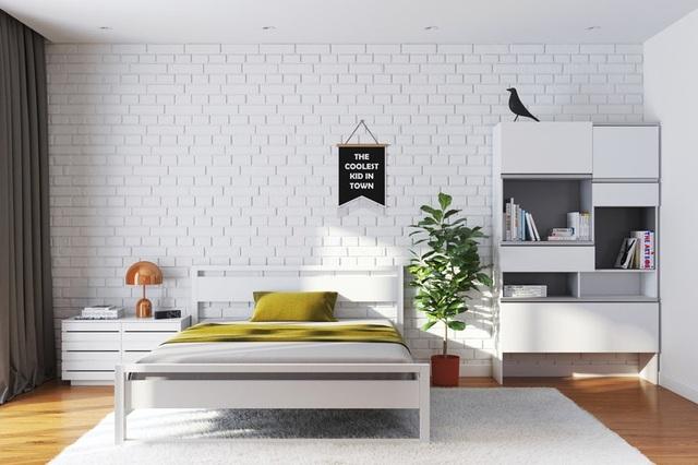 Mẫu phòng ngủ đẹp phù hợp mọi xu hướng thiết kế - 10