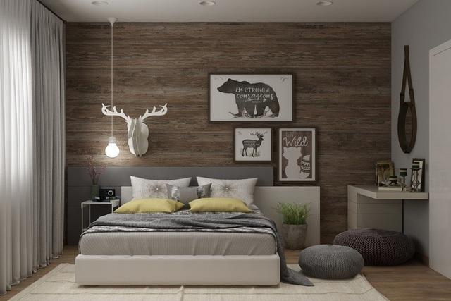 Mẫu phòng ngủ đẹp phù hợp mọi xu hướng thiết kế - 11
