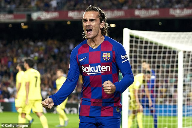 Griezmann tỏa sáng, Barcelona giành 3 điểm quan trọng trước Villarreal - 2