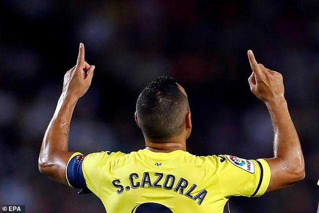 Griezmann tỏa sáng, Barcelona giành 3 điểm quan trọng trước Villarreal - 4