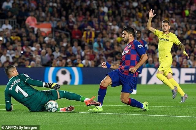 Griezmann tỏa sáng, Barcelona giành 3 điểm quan trọng trước Villarreal - 5