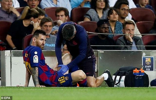Griezmann tỏa sáng, Barcelona giành 3 điểm quan trọng trước Villarreal - 6