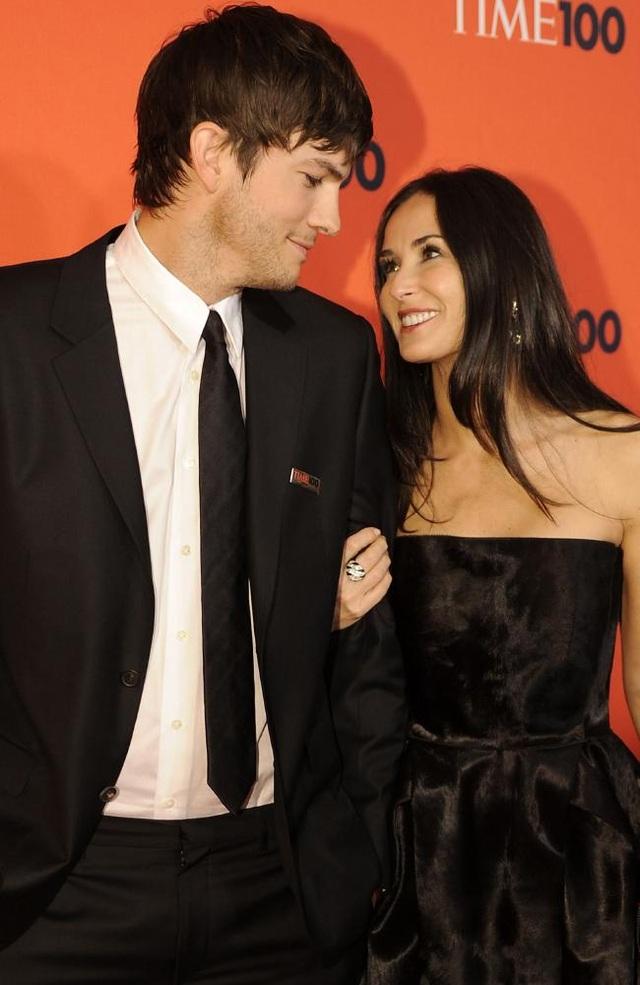Demi Moore tiết lộ từng bị mất đứa con với Ashton Kutcher - 2