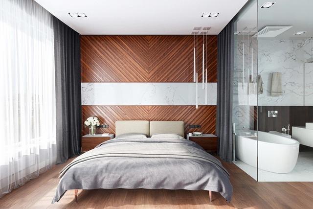 Mẫu phòng ngủ đẹp phù hợp mọi xu hướng thiết kế - 2