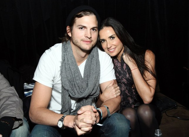 Demi Moore tiết lộ từng bị mất đứa con với Ashton Kutcher - 3