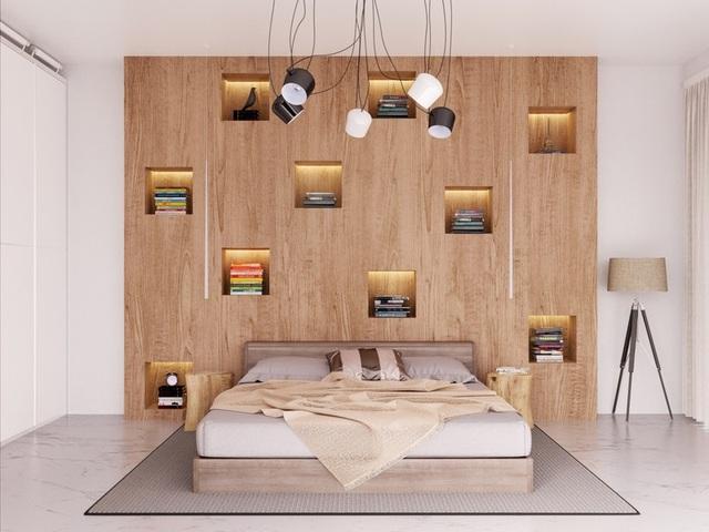 Mẫu phòng ngủ đẹp phù hợp mọi xu hướng thiết kế - 3