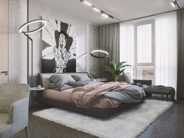 Mẫu phòng ngủ đẹp phù hợp mọi xu hướng thiết kế - 4