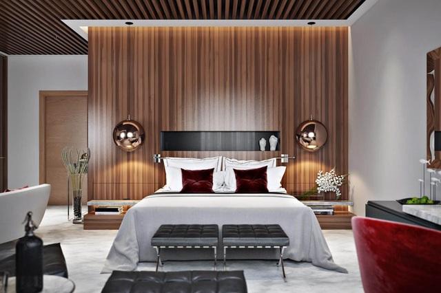 Mẫu phòng ngủ đẹp phù hợp mọi xu hướng thiết kế - 5