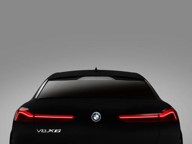 BMW X6 Vantablack - Chiếc X6 đen nhất thế giới - 2