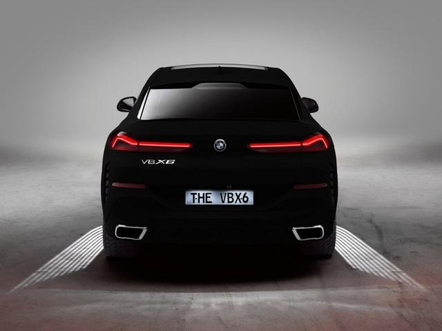 BMW X6 Vantablack - Chiếc X6 đen nhất thế giới - 9