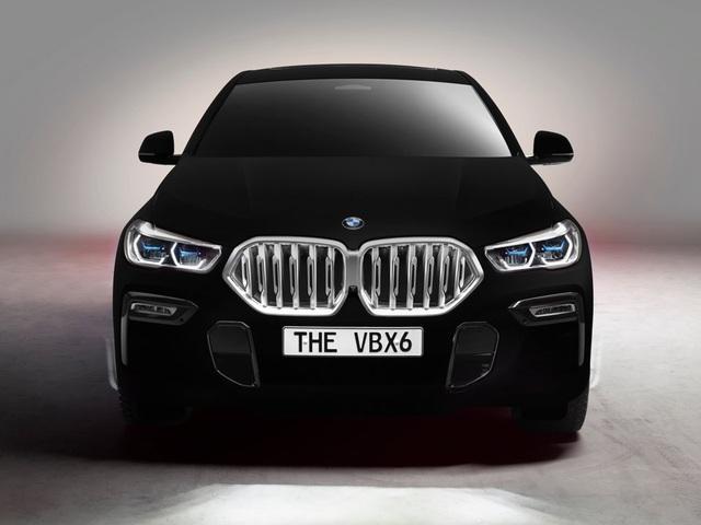 BMW X6 Vantablack - Chiếc X6 đen nhất thế giới - 3