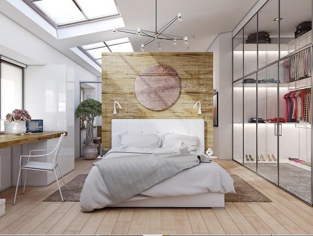 Mẫu phòng ngủ đẹp phù hợp mọi xu hướng thiết kế - 6