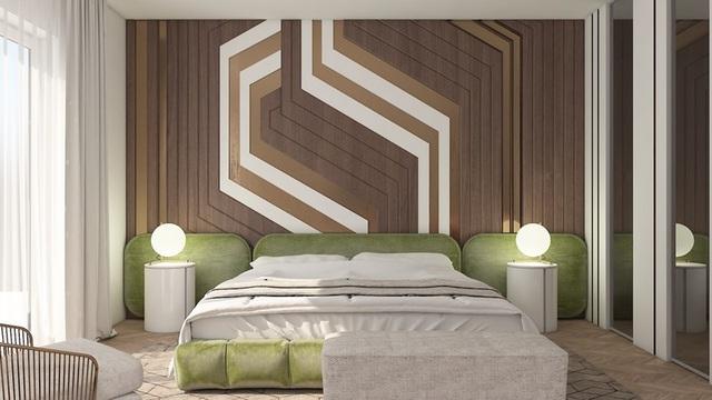 Mẫu phòng ngủ đẹp phù hợp mọi xu hướng thiết kế - 7