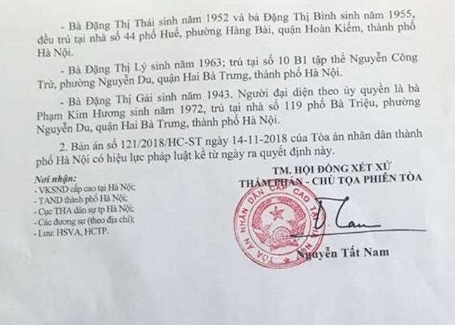 """Hà Nội: Phó chủ tịch quận ký văn bản khiến cụ bà 77 tuổi """"cạn nước mắt"""" xin cấp sổ đỏ - 5"""