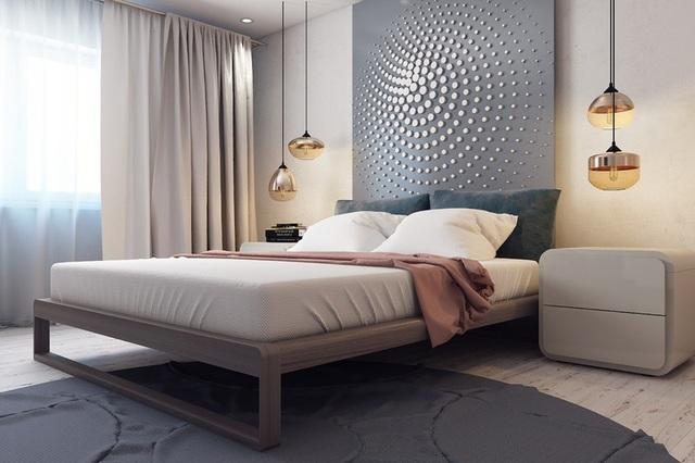 Mẫu phòng ngủ đẹp phù hợp mọi xu hướng thiết kế - 9