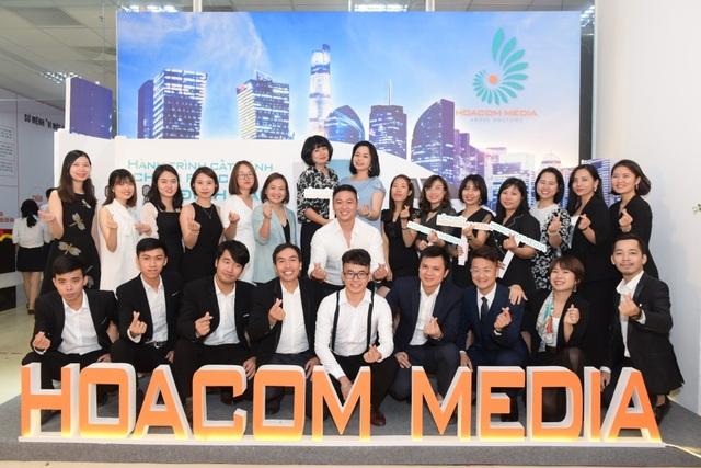 """Hoacom Media – """"bệ phóng"""" truyền thông chuyên nghiệp cho các dự án bất động sản - 3"""