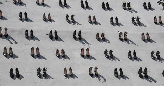 """Bí mật đằng sau vẻ đẹp của """"bức tường giày"""" ở Thổ Nhĩ Kỳ - 2"""