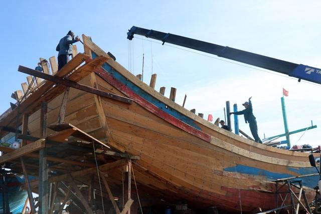 Phú Yên: Triển khai đăng ký cải hoán tàu cá dưới 15 m - 1