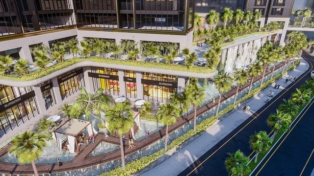 Sunshine City Sài Gòn: Mật mã nhận biết của giới thượng lưu - 1