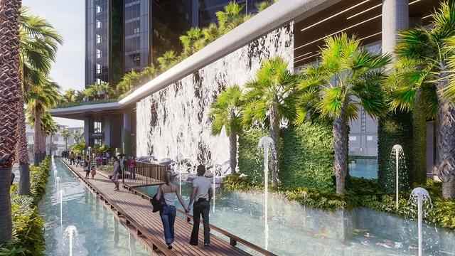 Sunshine City Sài Gòn: Mật mã nhận biết của giới thượng lưu - 3