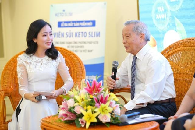 Phương pháp Keto được ứng dụng trong sản xuất viên sủi hỗ trợ giảm cân - 1