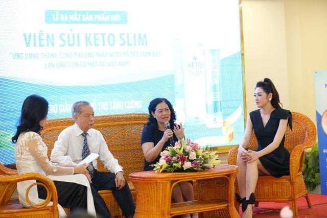 Phương pháp Keto được ứng dụng trong sản xuất viên sủi hỗ trợ giảm cân - 4