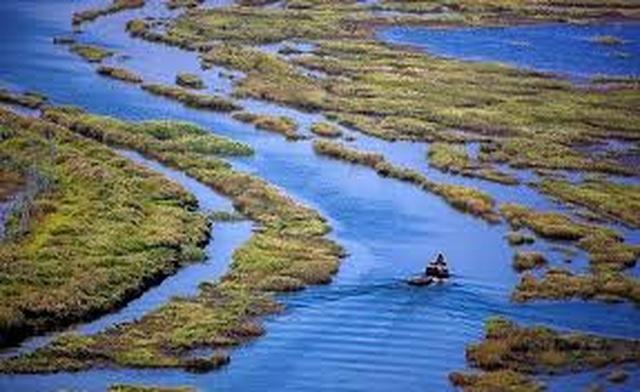 Đảo 1000 năm tuổi đột ngột lộ ra giữa lòng hồ cạn nước - 3