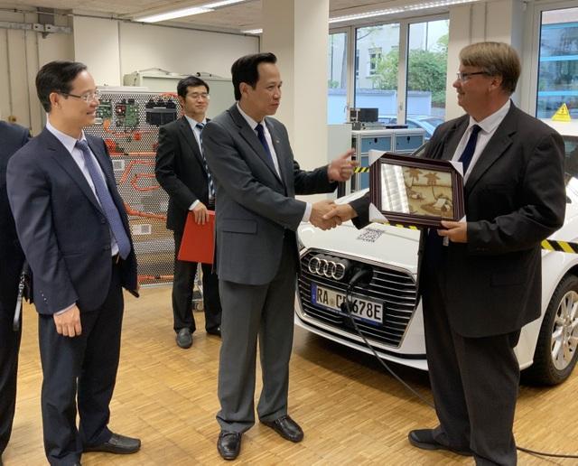 Việt Nam - CHLB Đức mở rộng hợp tác giáo dục nghề nghiệp - 2