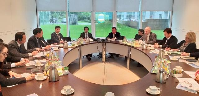 Việt Nam - CHLB Đức mở rộng hợp tác giáo dục nghề nghiệp - 1