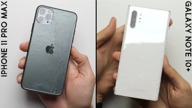 iPhone 11 Pro Max hơn, thua gì với Galaxy Note10, Mate 30 Pro? - 1
