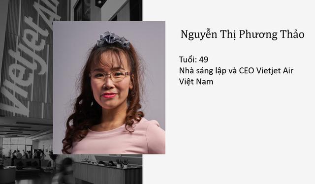 """Người phụ nữ Việt trong top """"quyền lực nhất châu Á"""", giàu nhất Đông Nam Á - 1"""