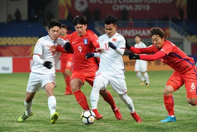 U23 Việt Nam có nguy cơ rơi vào bảng tử thần ở giải U23 châu Á 2020 - 1