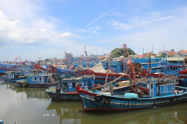 Ngư dân làng biển tỷ phú vay nợ 1.000 tỷ đồng - 1