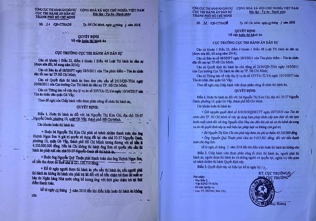 """TP.HCM: Bản án có hiệu lực gần 10 năm vẫn """"dài cổ"""" chờ thi hành án! - 9"""
