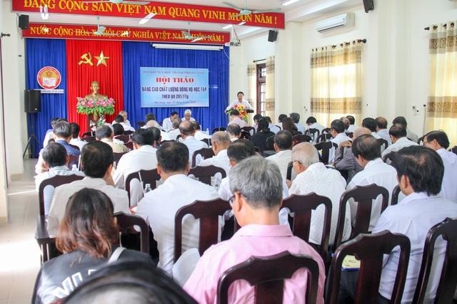 Đà Nẵng: Tiếp tục đẩy mạnh phong trào học tập suốt đời trong dòng họ - 1