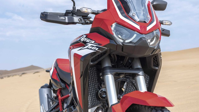 Honda nâng cấp Africa Twin, quyết cạnh tranh BMW và KTM - 7